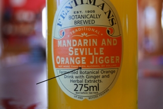 Orange drunk if you look very carefully